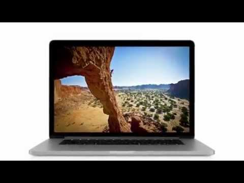 New 2012 Macbook Pro w/ Retina Display - Official Apple Keynote Video (WWDC 2012)