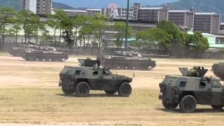 getlinkyoutube.com-平成27年 第4師団祭 模擬戦 JGSDF