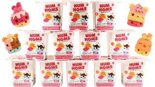 getlinkyoutube.com-★Num Noms Unboxing Blind Bags★ SPECIAL EDITION Num Noms Unboxing Surprises Blind Boxes Sorpresas Nom