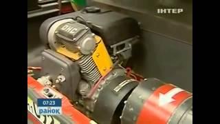 getlinkyoutube.com-Первые Электромобили в СССР - Украинские
