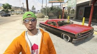 getlinkyoutube.com-GTA 5 Online Rare car Location - Declasse Voodoo spawn location after patch 1.34/1.27