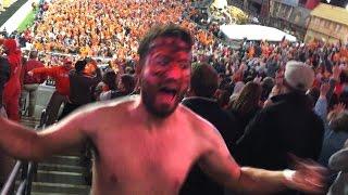 getlinkyoutube.com-Clemson Fan goes CRAZY!!