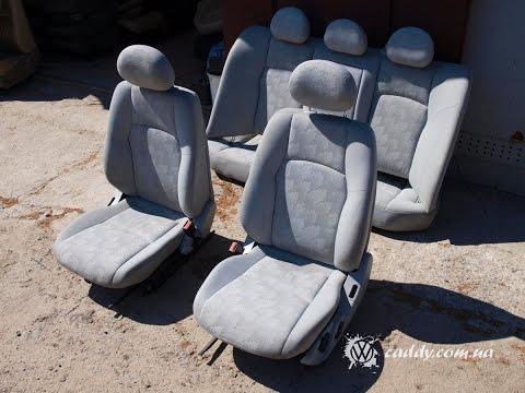 Установка салона от Mercedes в ВАЗ 21099