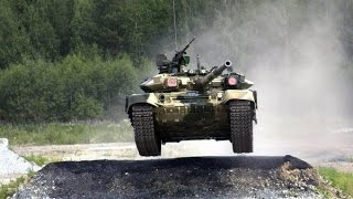getlinkyoutube.com-T-90 MS Vs. M1A2 Abrams (Videos) [HD]