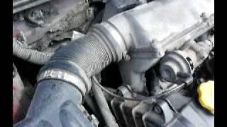 getlinkyoutube.com-Opel Combo 1.7 Diesel ISUZU start