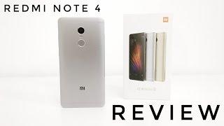 getlinkyoutube.com-Xiaomi Redmi Note 4 REVIEW - Fast Phone on a Budget! - 4K