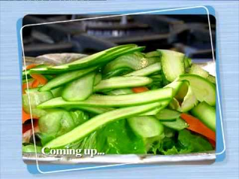 Food in a Flash with Sharon Glass Season 1 Episode 1 YouTube