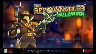 getlinkyoutube.com-EVENTO HALLOWEEN 2014 | The Respawnables | FrankGamerProtv
