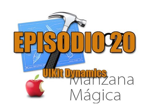 Episodio 20 - UIKit Dynamics [Tutoriales iOS]