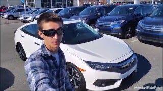 getlinkyoutube.com-4 Reasons I LOVE The 2016 Honda Civic