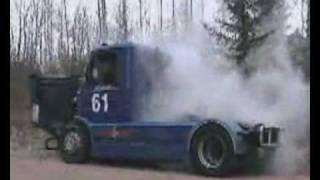 getlinkyoutube.com-Scania V8 first start after winter