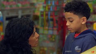 getlinkyoutube.com-Mom Can't Afford Son's Promised Toy | What Would You Do? | WWYD