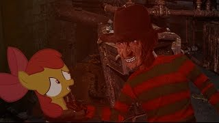 getlinkyoutube.com-Freddy Krueger meets My Little Pony (The Canceled Project)