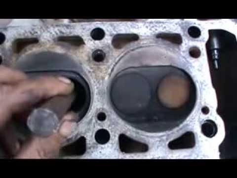 Замена направляющих втулок клапанов ВАЗ подручными средствами