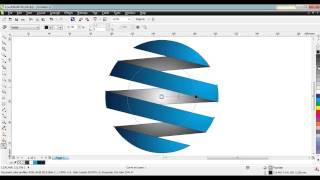 getlinkyoutube.com-Criando um Logo rápido com CorelDRAW X6 - HD
