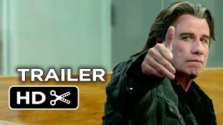 getlinkyoutube.com-The Forger Official Trailer #1 (2015) - John Travolta, Christopher Plummer Crime Thriller HD