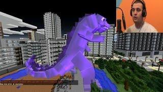 getlinkyoutube.com-Godzilla In Minecraft ! ! ! [Srpski Gameplay] ☆ SerbianGamesBL ☆