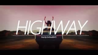 getlinkyoutube.com-Logic x Joey Bada$$ Type Beat - HighWay [Prod. By DmProd.BEATS]