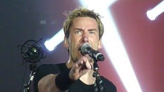 getlinkyoutube.com-Nickelback - Burn It To The Ground (Live - Manchester Arena, UK, 2012)