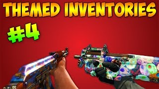 getlinkyoutube.com-CS GO Skins - Best Themed Inventories #4!