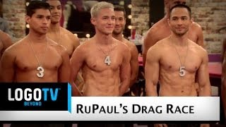 RuPaul's Drag Race Season 5 - Whatcha Packin' - Logo TV