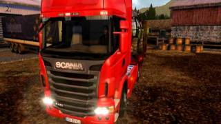 getlinkyoutube.com-Trucks & Trailers Scania R440