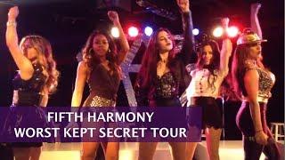 getlinkyoutube.com-Fifth Harmony Worst Kept Secret Tour Albany, NY