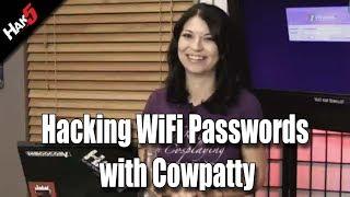 getlinkyoutube.com-Hacking WiFi Passwords with Cowpatty, plus Vista Security Hacks!