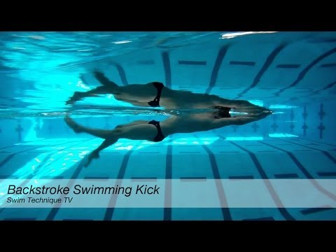 Backstroke Kick