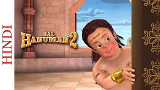 Bal Hanuman 2 - Comedy scenes