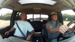 getlinkyoutube.com-Dads reaction to twin turbo duramax