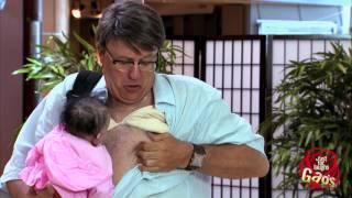 كاميرا خفية / مقلب الأب والرضاعة