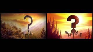 getlinkyoutube.com-Gravity Falls OP Parodia (Live action)