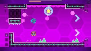 getlinkyoutube.com-Geometry Dash - Hexagon Force Level Complete!
