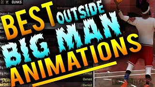 getlinkyoutube.com-NBA 2K16 Tips: Best OUTSIDE BIG MAN Animations! Best JUMPSHOT, Sig Styles & BADGES For Outside PF/C!