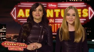 getlinkyoutube.com-The First 10 Minutes | Adventures in Babysitting | Disney Channel