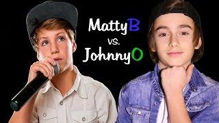 getlinkyoutube.com-Johnny Orlando Vs. MattyBRaps ||15 Seconds Covers ||