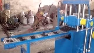 getlinkyoutube.com-Shisha Charcoal Briquetting Machine/Shisha Charcoal Making Machine