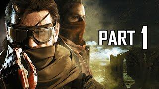 getlinkyoutube.com-Metal Gear Solid 5 The Phantom Pain Walkthrough Part 1 - First 3.5 hours! (MGS5 Let's Play Gameplay)