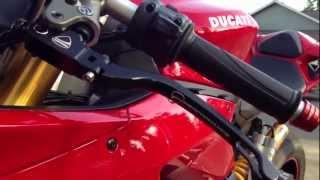 getlinkyoutube.com-Best Upgrades On A Ducati 1199 Panigale.