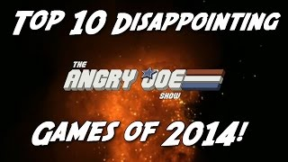 getlinkyoutube.com-Top 10 Disappointing Games of 2014!