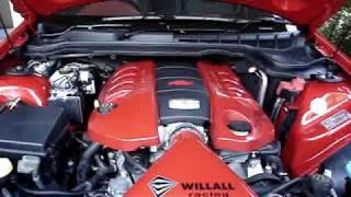 """getlinkyoutube.com-VE SSV Commodore, Cammed, OTR, Full 3"""" Exhaust"""