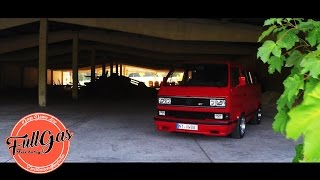 FullGas Factory - VW T3 Bus | CarPorn