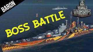 getlinkyoutube.com-Halloween Boss Battle - Salem Witch Slaughter World of Warships
