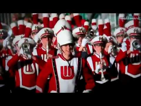 UW Madison Marching Band @ Rose Bowl Parade 2012