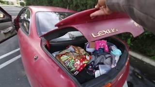 BUYING A CHEAP DRIFT CAR / 500$ 1UZ LEXUS SC400