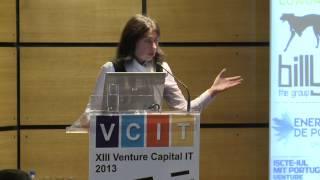 Intervenção de Marta Miraldes no XIII Venture Capital IT