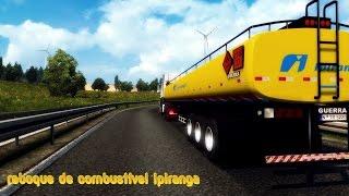 getlinkyoutube.com-Euro Truck Simulator 2 - Reboque de combustível Ipiranga