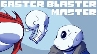 getlinkyoutube.com-Gaster Blaster Master (Undertale Comic)