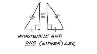 getlinkyoutube.com-How to Geometry: 4.5 AAS and HL Theorems